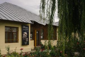 Itinerama Explorator în Bărăgan - Casa Memorială Ionel Perlea, Ograda, judetul Ialomita - foto: Adriana Lucaciu