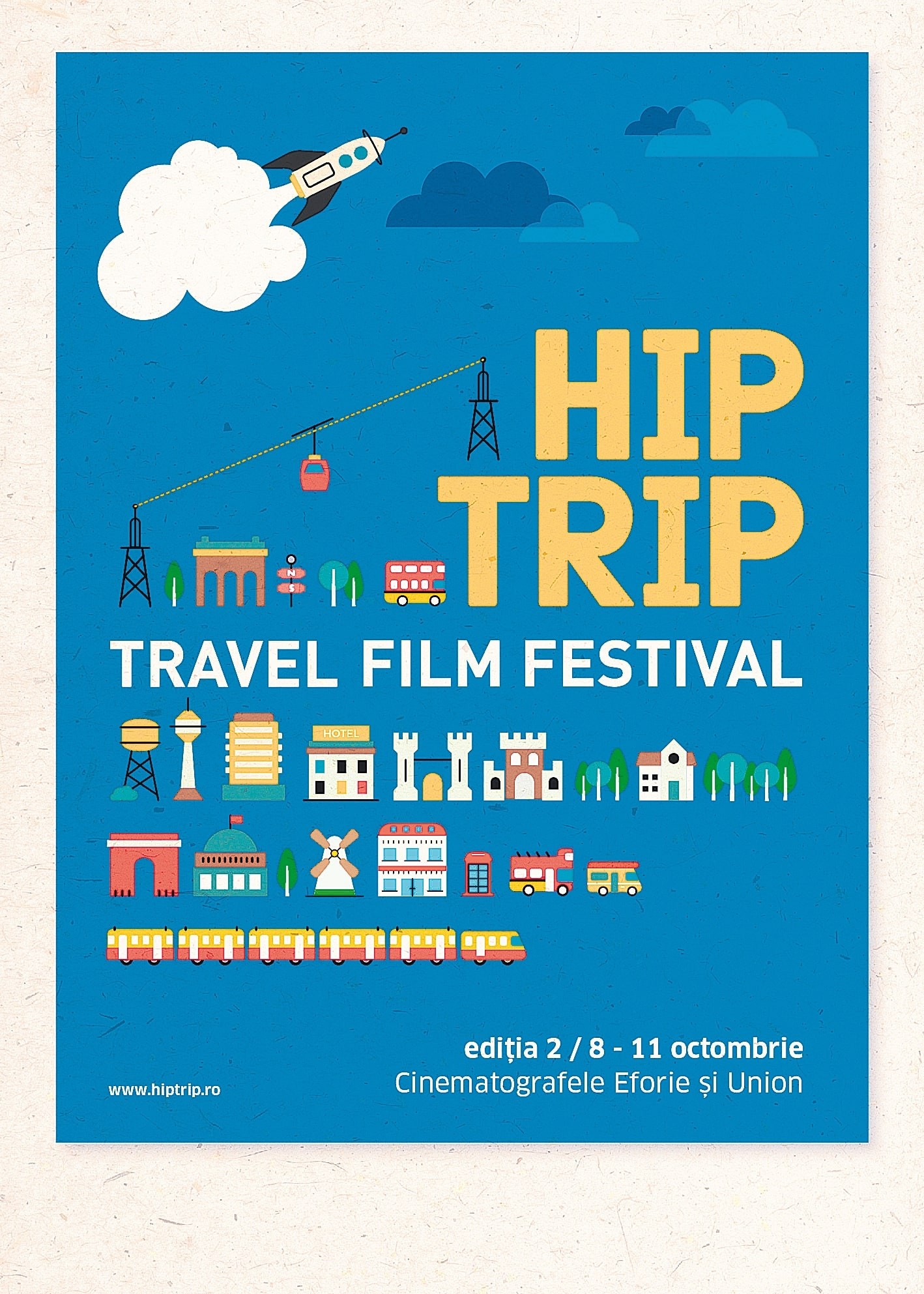 HipTrip Travel Film Festival 2015