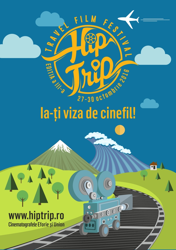 HipTrip Travel Film Festival 2016